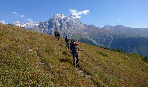 Artikelbild zu Artikel Trekking durch Georgien